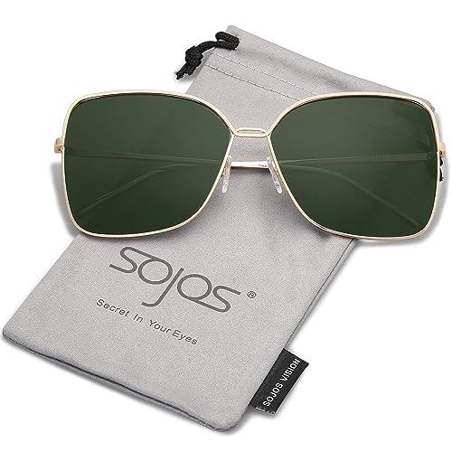 Gafas de Sol Oversized: Amazon.es