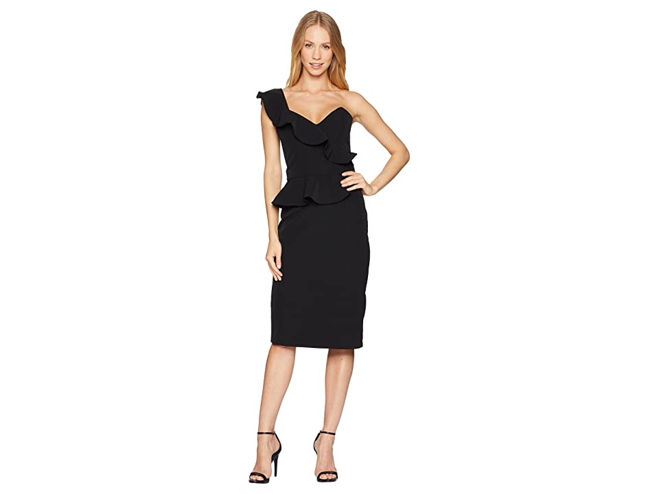 Bardot Camelia Dress (Black) Women