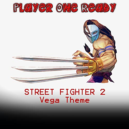 Street fighter 2 (Vega theme) by Player one ready on Amazon
