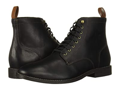 Cole Haan Feathercraft Grand Boot (Black) Men