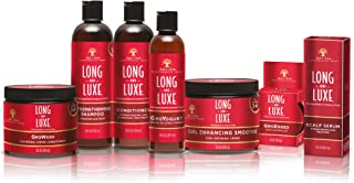 As I Am Long & Luxe 7-piece Full Set - for Longer and Stronger Hair