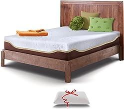 Live & Sleep King Size Mattress, Gel Memory Foam - 10 Inch Mattress - Firm Mattress - Cool Bed in a Box - Balanced Support...