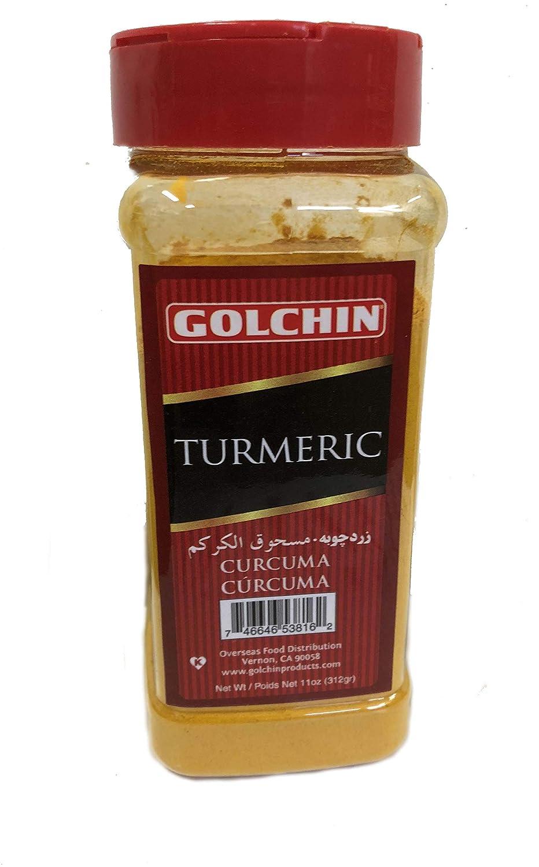 GOLCHIN TURMERIC low-pricing oz 11 Ranking TOP12