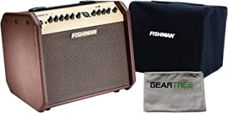 Fishman PRO-LBT-500 Loudbox Mini with Bluetooth Acoustic Guitar Amp w/Slip Cove