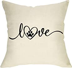 Amazon Com Decorative Pillows With Dogs