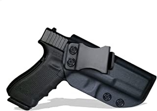 Spheresun Glock Holster, IWB KYDEX Holster Custom Fit: Glock 17 22 31 (Gen 1-5) | Retired Navy Owned Company | Inside Waistband Concealed Carry Holster| Adjustable Cant