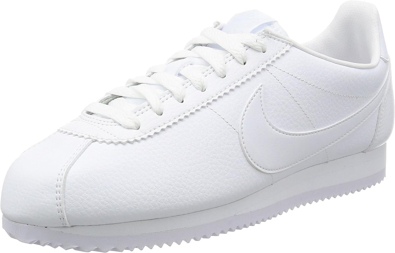 Nike Classic Cortez cuir, paniers Homme