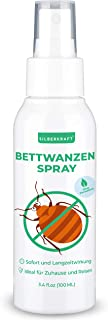 Silberkraft - Espray antichinches para cama (100 ml)