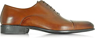 Moreschi Luxury Fashion Mens DUBLINTANM Brown Lace-Up Shoes   Spring Summer 20