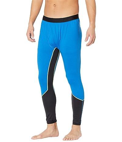 Burton Midweight X Base Layer Pants (Lapis Blue/True Black) Men