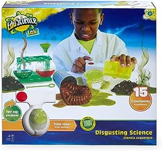 Edu Science 15 Experiment Disgusting Science Kit