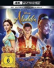 Aladdin  (4K Ultra HD)  (+ Blu-ray) [Alemania] [Blu-ray]