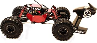 Gmade 51011 R1 Rock Crawler Buggy Ready to Run 1/10 Scale with A Tube Frame and 4WD RC Vehicles
