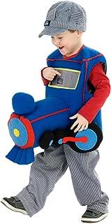 Ride a Plush Train Toddler Costume