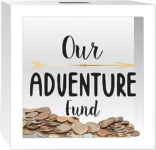 PRINZ Box Adventure Fund Bank, White