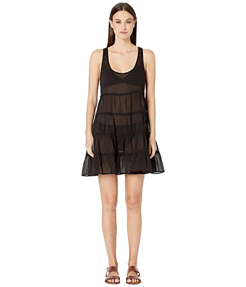Kate Spade New York Tiered Cover-Up Dress