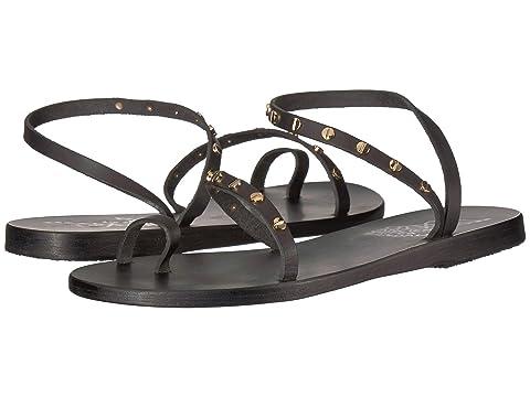 Ancient Greek Sandals Apli Eleftheria Nails