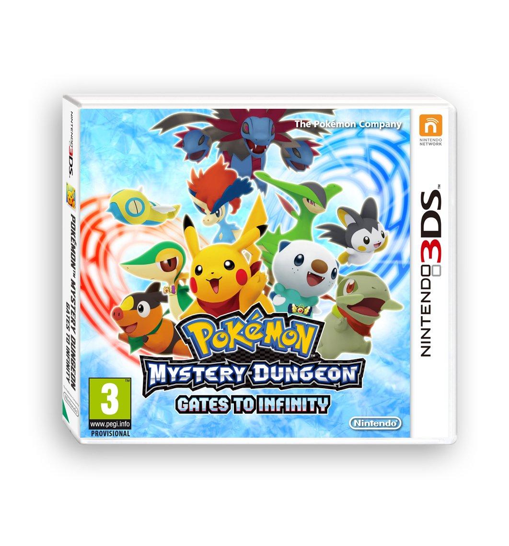 Nintendo Pokemon - Juego (3DS, Nintendo 3DS, RPG (juego de rol), E (para todos)): Amazon.es: Videojuegos
