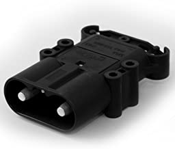 REMA 320A charger & vehicle connector with 50mm2 main contacts, Max. 150V/320A, Sold by OEM Xpress