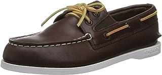 Sperry Authentic Original Slip On Boat Shoe (Toddler/Little Kid/Big Kid)