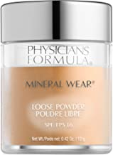 Physicians Formula Spf 16 Mineral Wear Loose Powder, Sand Beige, 0.42 Ounce