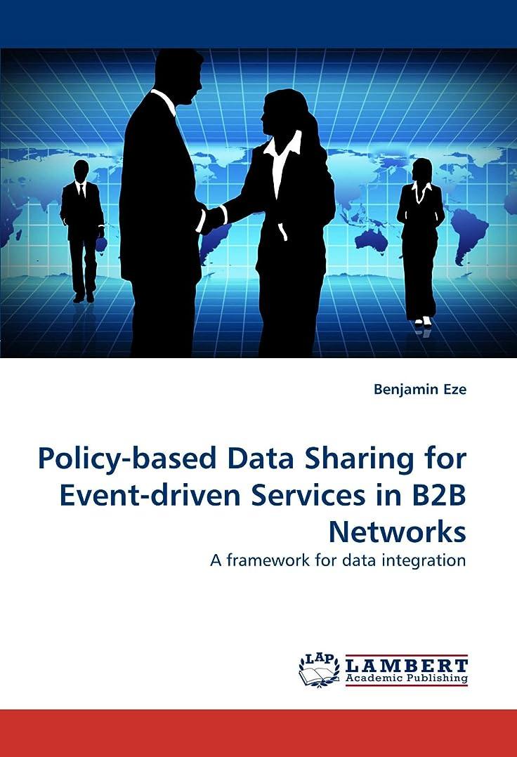 パキスタン人トーク十Policy-Based Data Sharing for Event-Driven Services in B2B Networks