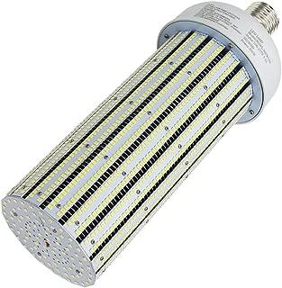 300W LED Corn Light Bulb 1000W Metal Halide Warehouse High Bay Light E39 Mogul Base 5000K Bright White LED Workshop Garage Gym Corn Cob Bulbs AC100-277V Listed