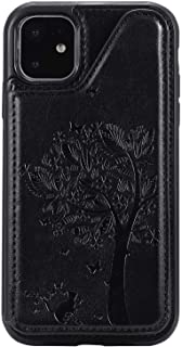 Flip Case for iPhone 7 Plus, Leather Cover Business Gifts Wallet with extra Waterproof Underwater Case