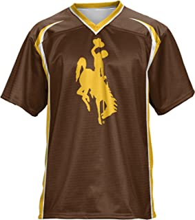 ProSphere University of Wyoming Men's Football Jersey (Wild Horse)