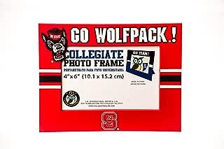 Collegiate Pulse North Carolina State Wolfpack NCAA PVC Photo Frame