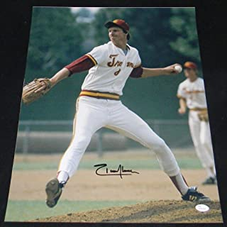 Signed Randy Johnson Photo - USC TROJANS 16x20 - JSA Certified - Autographed MLB Photos