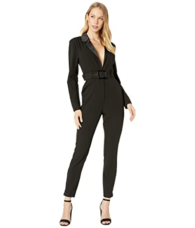 We Wore What Blazer Jumpsuit (Black) Women