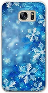 Happy New Year Merry Christmas Tree Snow Flakes Clear Phone Case Cover for Samsung Galaxy S3 S4 S5 Mini S6 S7 S8 Edge Pl,Style 07,for Samsung S3