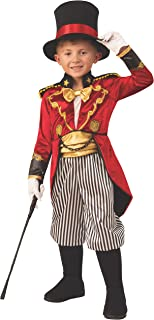 Rubies Ringmaster Boys Child Circus Costume
