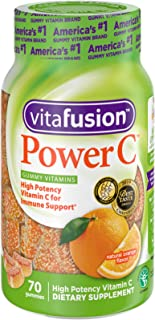 Vitafusion Power C Gummy Vitamins, 70ct