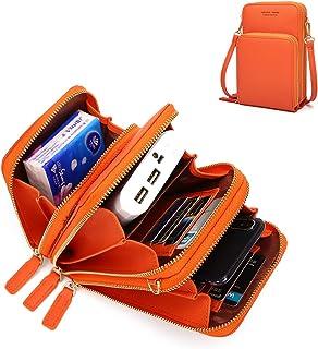 6cd97ddc0caa Amazon.com: X_wear - Oranges / Crossbody Bags / Handbags & Wallets ...