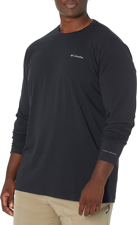 Columbia Men's Sun Trek Long Sleeve Shirt
