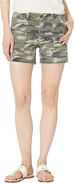 Alice Shorts w/ Porkchop Pockets in Olive