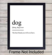 Best dog wall prints Reviews