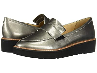 Naturalizer Adiline (Pewter Crinkle Leather) Women