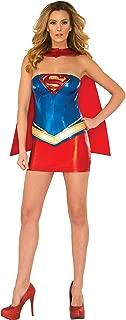 DC Comics Supergirl Deluxe Costume
