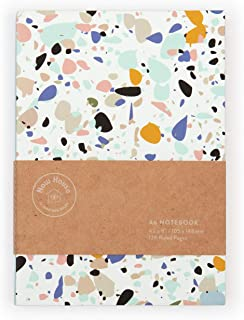 Now House by Jonathan Adler Terrazzo A6 Notebook