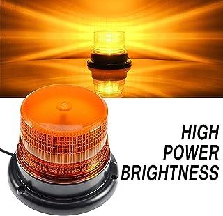 Luce lampeggiante luce lampeggiante luce intermittente Girevole Luce di segnalazione CAMION MAGNET 24v 21w
