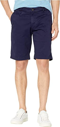 Griffin Shorts in Sulfur Indigo Ink