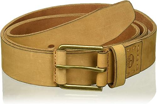 Timberland mens BA5392BT Casual Leather Belt Belt