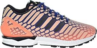 adidas ZX Flux W Women's Shoes Sun Glow/Ink/White aq8230 (10.5 B(M) US)