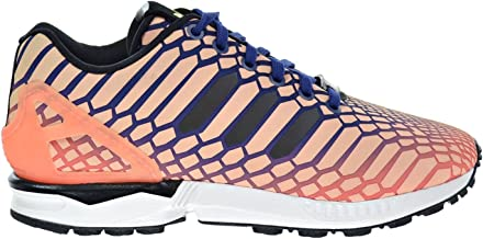 adidas ZX Flux W Women's Shoes Sun Glow/Ink/White aq8230 (11 B(M) US)