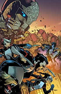 House of M #1 (2015) 1:25 Variant NM Uncanny X-Men Marvel Comic Book Mahmud A. Asrar