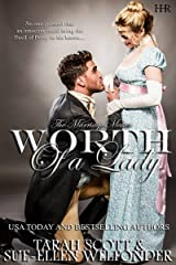 Worth of a Lady (The Marriage Maker Book 1) Kindle Edition
