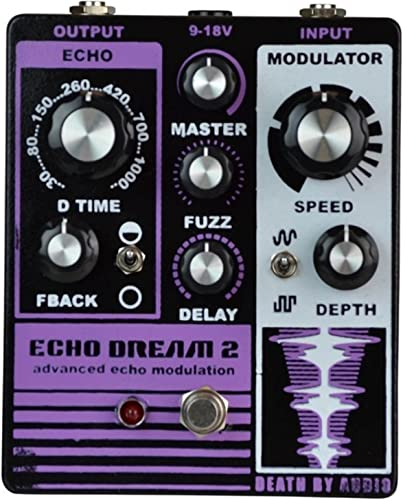 popular Death new arrival By outlet online sale Audio Echo Dream II outlet online sale